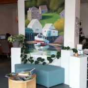 Carolyn Caldwell Paintings at The Island Agency